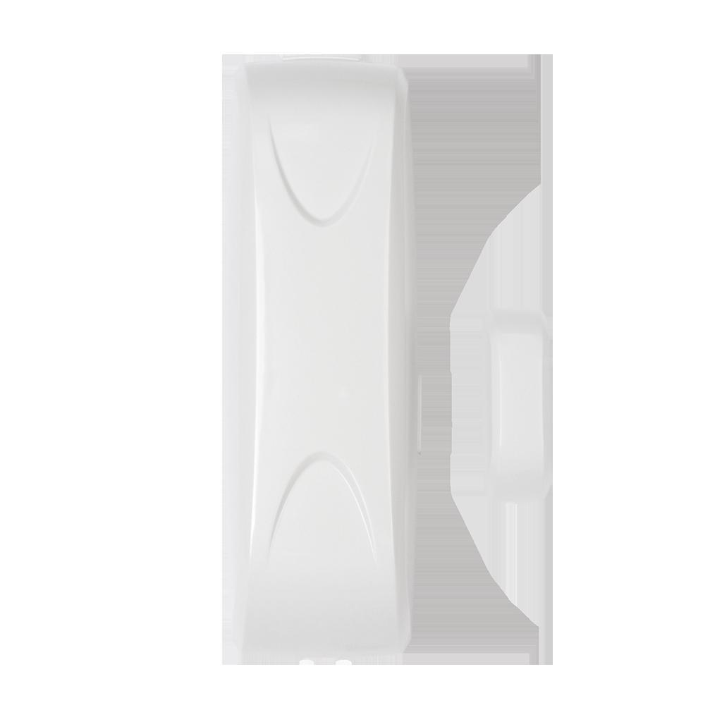 TX500 BWLRivelatore contatto radio bidirezionale, protezione perimetrale, due unità logiche di rilevazione: 1 unità contatto magnetico interno o ingresso esterno, 1 unità contatto magnetico esterno per: contatto, fune, inerziale - Doppia banda di frequenz