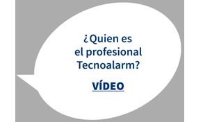 ¿Quien es el profesional Tecnoalarm?