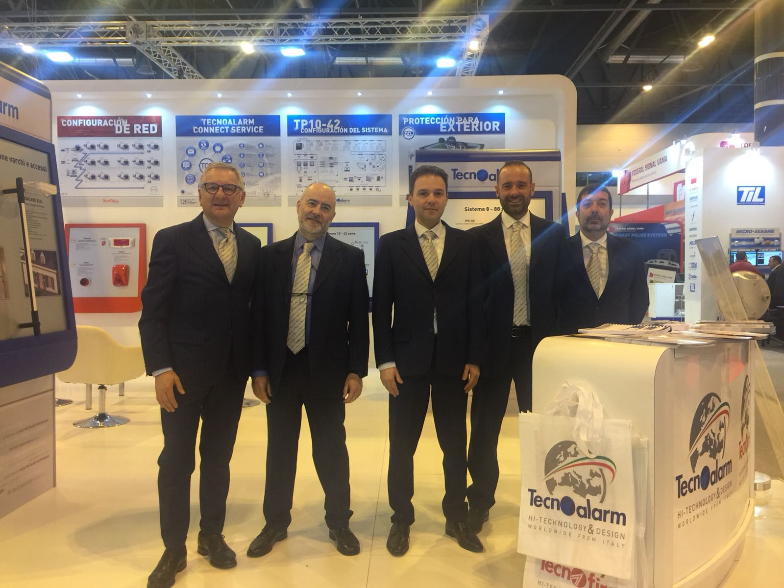 SICUR 2018 - MADRID