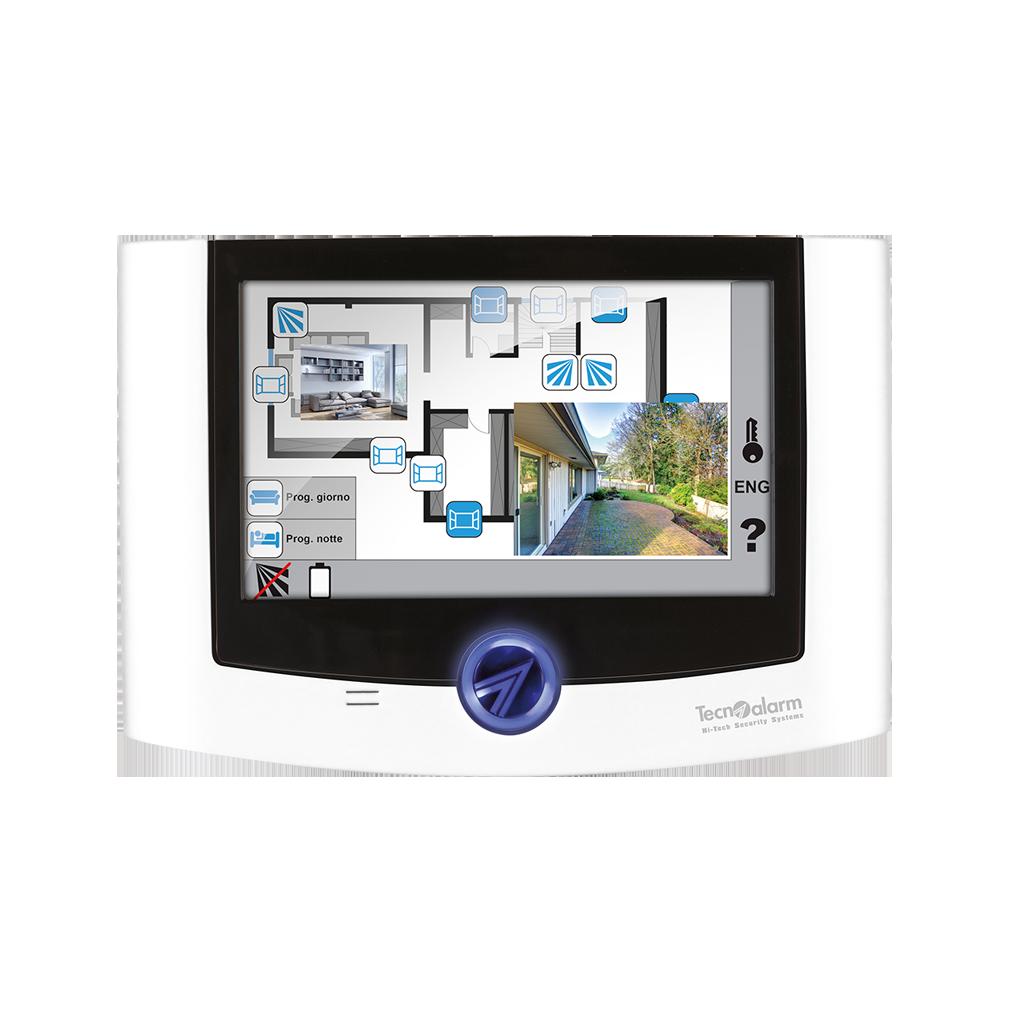 Console vidéo CCTV - UTSV