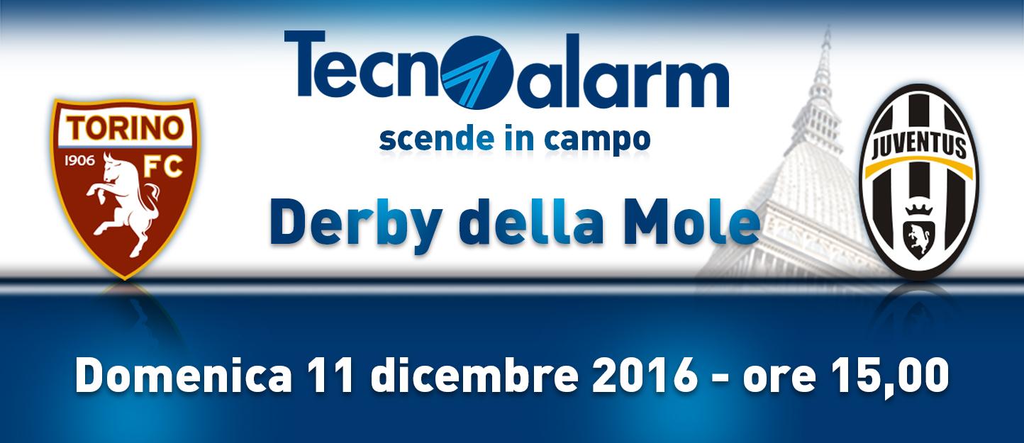 TECNOALARM SCENDE IN CAMPO: Torino F.C. vs Juventus