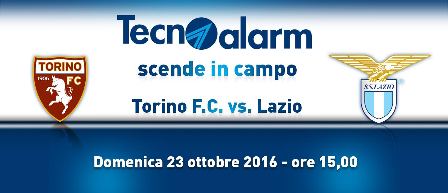 TECNOALARM SCENDE IN CAMPO: Torino F.C. vs LAZIO